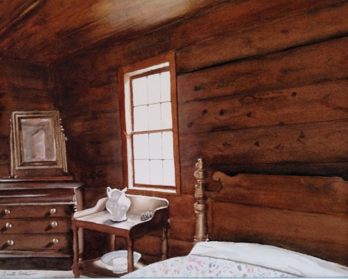 Travelers Rest – Bedroom